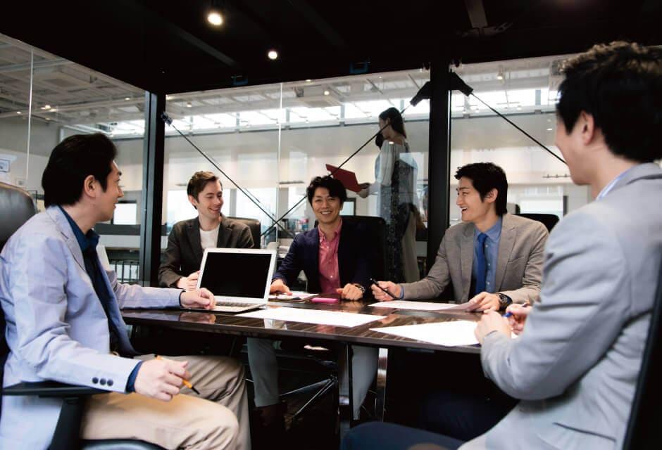 コンサルティングファーム、一般企業でもお馴染みのブレインストーミング