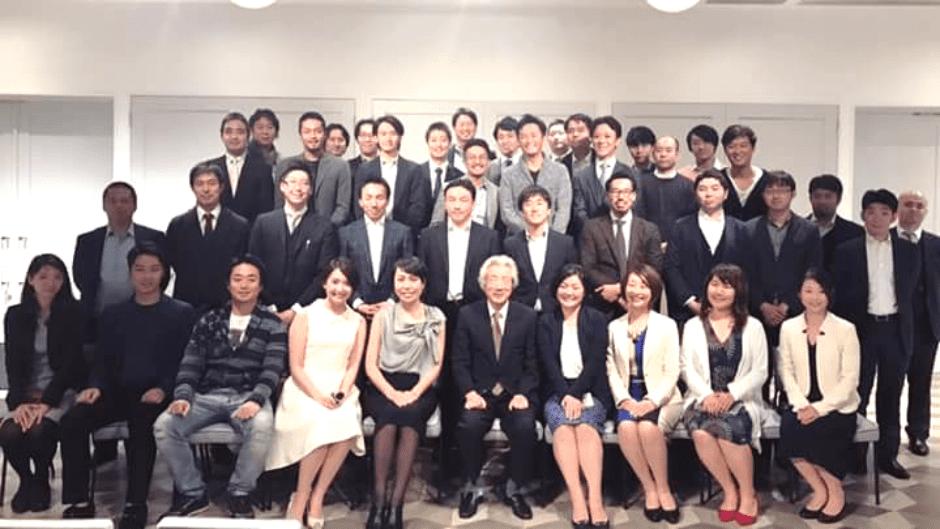 小泉元首相 慶応講演2