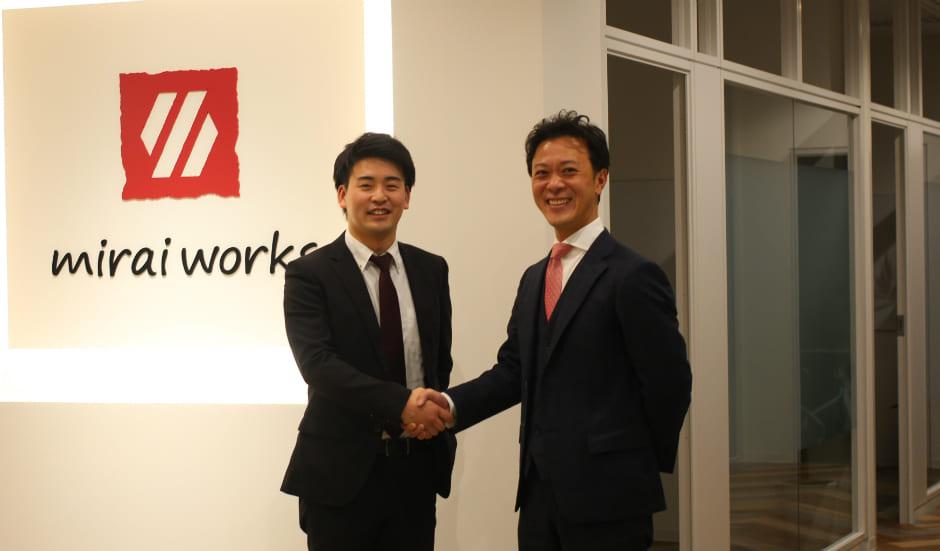 「日本から世界を圧倒するビジネスを」実現できるインパクトを